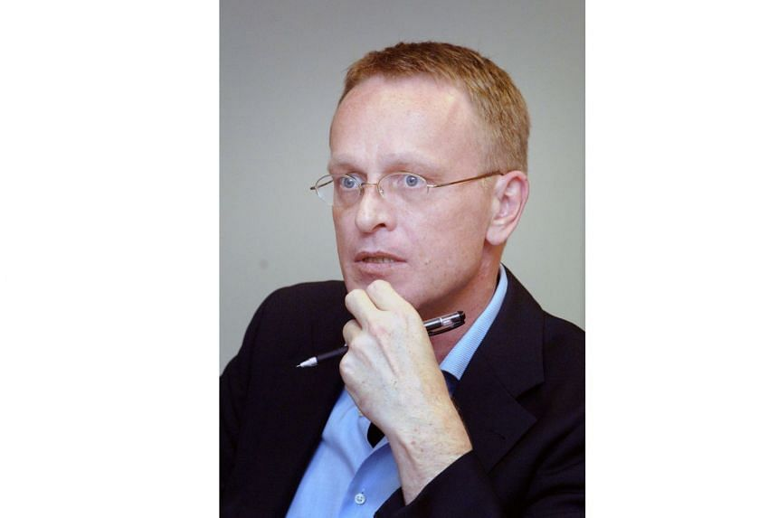 Dutch national Bert Hofman is East Asian Institute's fourth director since last week, after being World Bank country director for China, Mongolia and Korea based in Beijing.