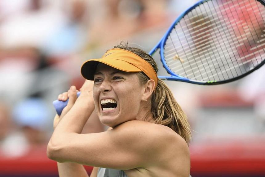 Former world No. 1 tennis star Maria Sharapova has not competed since she withdrew from a second-round match at the WTA St Petersburg Ladies Trophy in January.