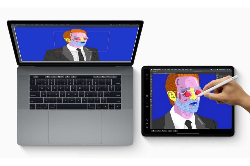 The Sidecar feature lets you use your iPad as an extended screen for your Mac. Users can use iPad's Apple Pencil to mark up documents, draw on the Adobe Illustrator app or edit videos using Final Cut Pro X on the iPad screen.