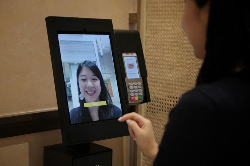 When this reporter tested the facial recognition system at Old Town's Suntec City outlet last week, it was not as quick as touted.