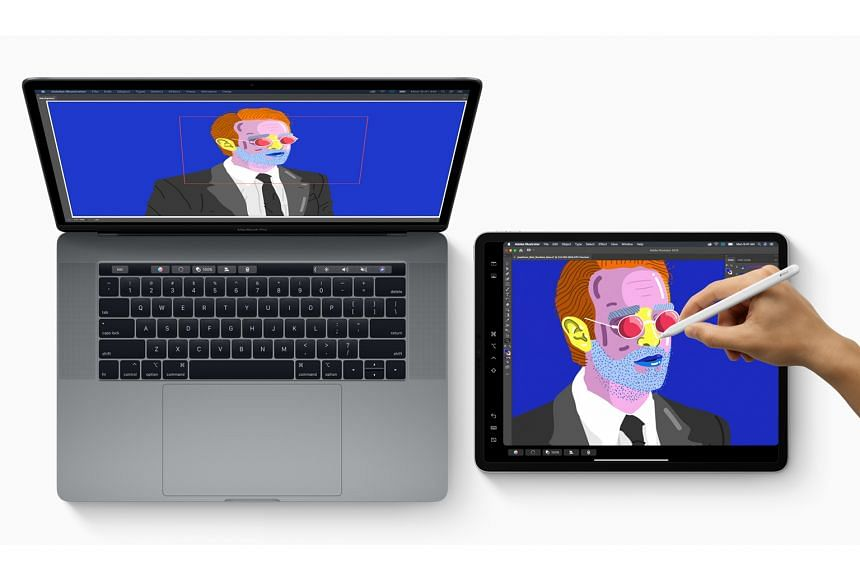 Sidecar feature essentially lets you use your iPad as an extended screen for your Mac