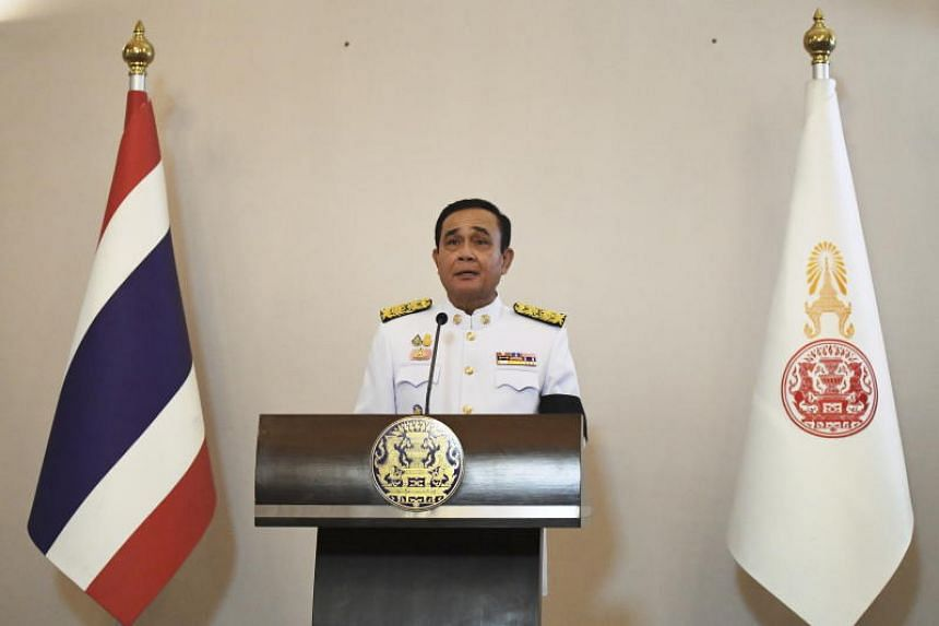 Thai junta leader Prayut Chan-o-cha (above) was officially endorsed by King Maha Vajiralongkorn as Prime Minister on June 11, 2019.