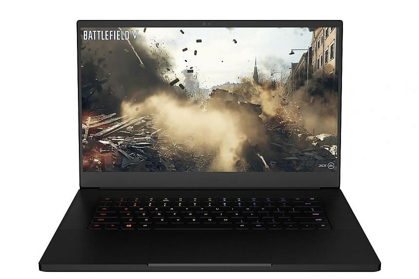 Razer Blade 15 a state-of-the-art gaming laptop, PCs News & Top