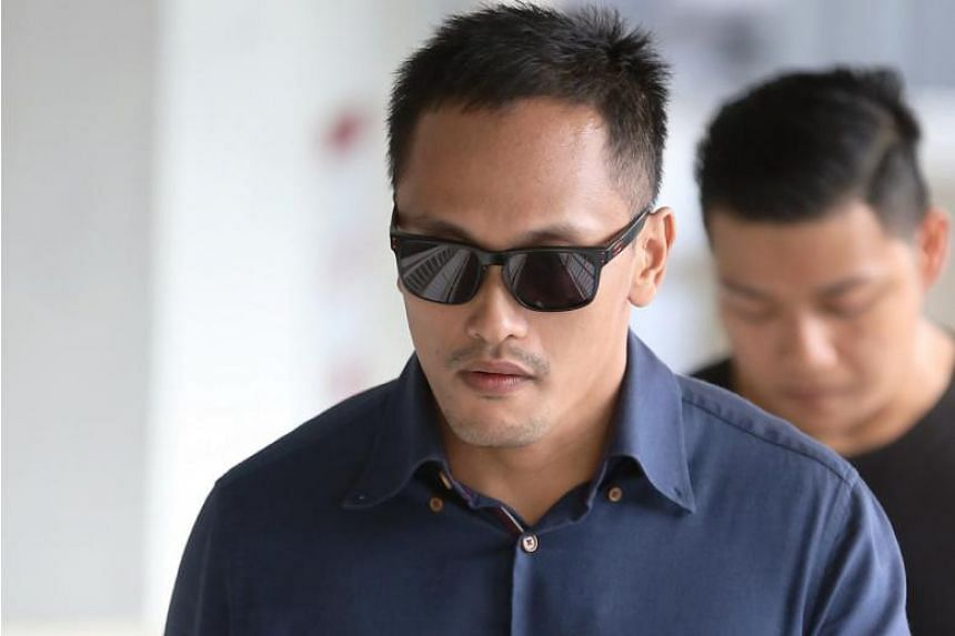 Muhammad Nur Fatwa Mahmood, who in October last year had been sentenced to one year and four weeks in jail for pushing Corporal Kok Yuen Chin into the well and telling another officer to delete footage of the incident, is currently under home detenti