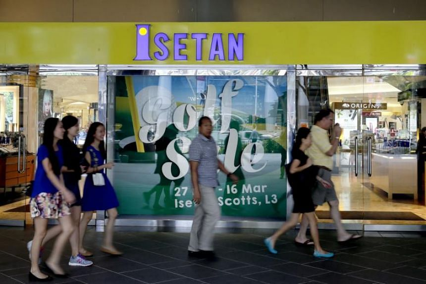 Isetan said it was not aware of any other information not announced previously concerning the company or its associated companies which might explain the unusual price movements in its shares.