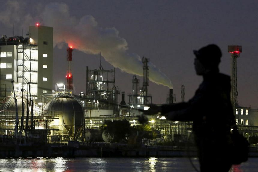 "Japan aims to reduce reliance on nuclear energy while also tackling the ""reduction of CO2 emissions from thermal power generation"" fired by fossil fuels like coal."