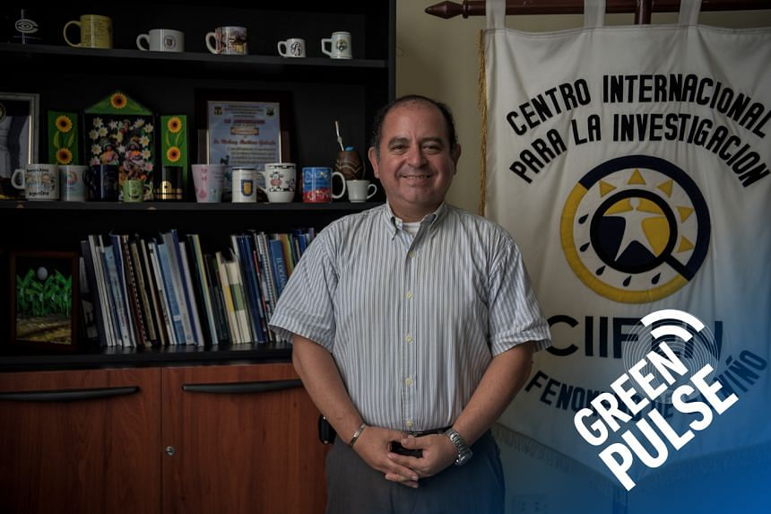This podcast features Mr Rodney Martinez, international director for the Ecuador-based International Research Centre on El Nino, or CIIFEN, on a climate phenomenon known to wreak havoc all across the Pacific Ocean - El Nino.