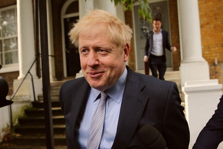 Mr Boris Johnson's pitch is simple: He is easily his party's best-known figure, a political star known to the public by his first name.