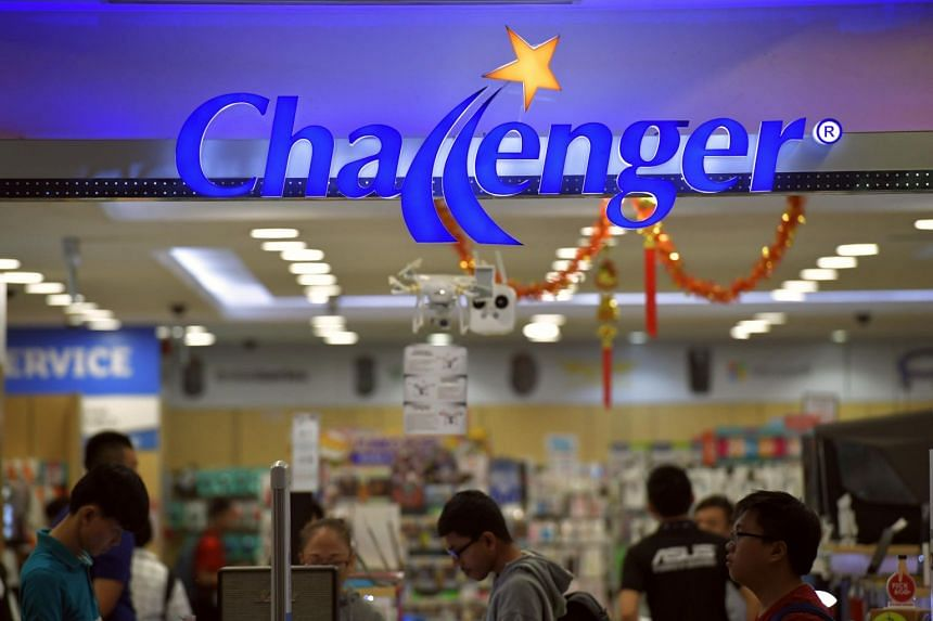 In the circular, Challenger said its offer price exceeds the highest closing price of its shares since May 9, 2014.