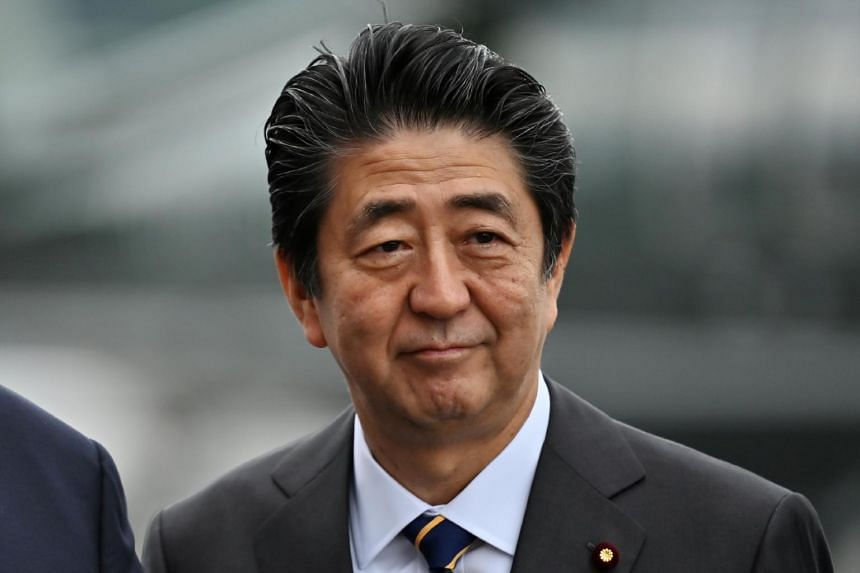Prime Minister Shinzo Abe is the first Japanese premier to visit Iran in 41 years.