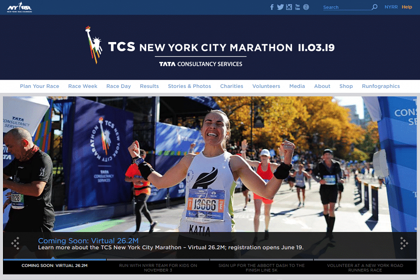 With 52,813 finishers last year, the New York City Marathon is famously popular with amateurs and professionals alike, attracting massive interest in its yearly lottery entry.