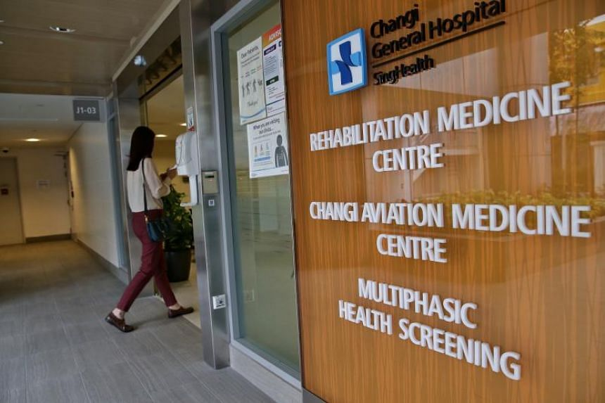 The Changi Aviation Medicine Centre, based at Changi General Hospital, offers care customised for pilots, cabin crew, air traffic control staff and other aviation professionals.