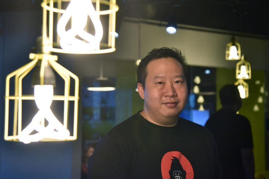 Marketing head Ng E-Fei says work-life balance is one of his core values, and that flexible work arrangements are one of the things he looks for in a job.