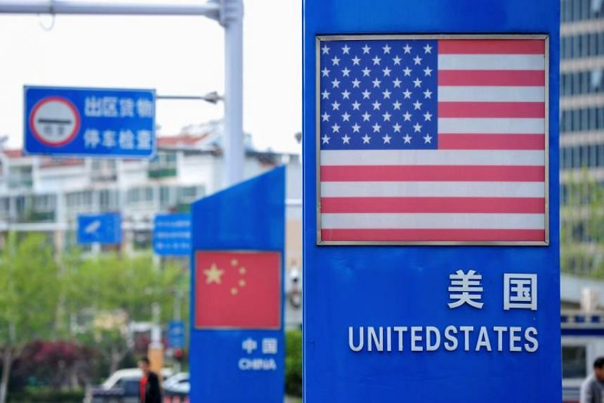 The US and China are locked in an escalating trade war involving tit-for-tat tariffs on each other's goods that has roiled markets and hurt global growth.