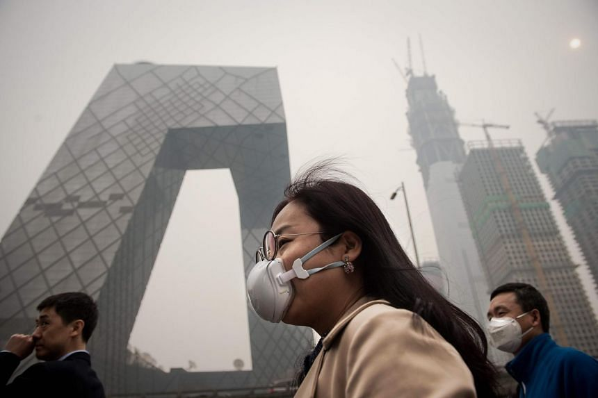Average air quality worsened significantly in much of northern China over the winter compliance period from last October to March, prompting concerns the country's 'war on pollution' was losing steam amid an economic slowdown.