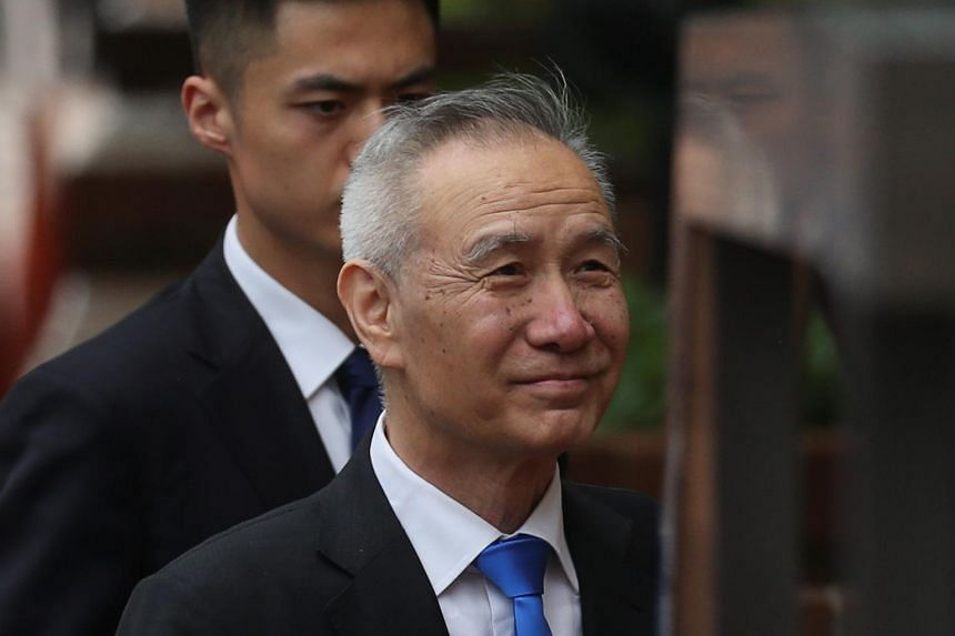 Chinese Vice-Premier Liu He also said major macroeconomic indicators all remain within reasonable ranges and China still has plenty of policy tools.