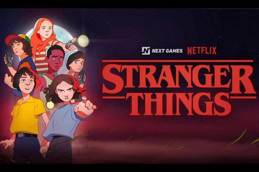 Netflix is just starting to explore the possibility of turning its movies and TV shows into other products, and Stranger Things has been its guinea pig.