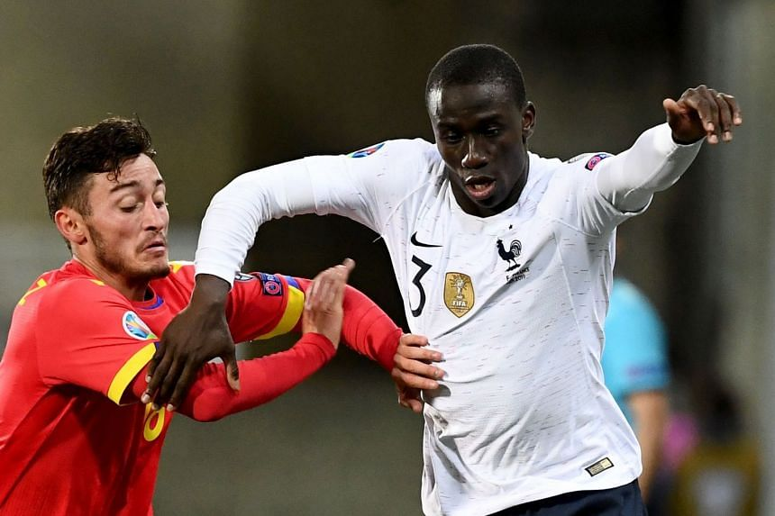 Real Madrid Sign French Left Back Ferland Mendy from Lyon
