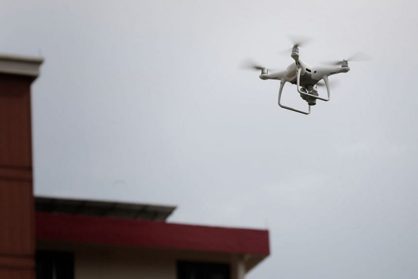 Drunkenly flying a drone weighing more than 200g in Japan could result in a fine of up to 300,000 yen (S$3,780)