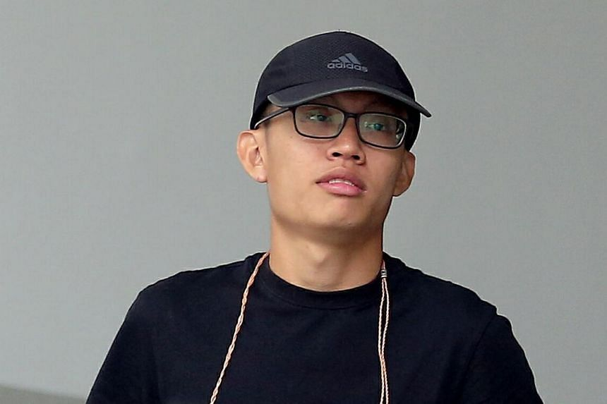 Lester Ong Pei Cong, who is now a full-time national serviceman, was sentenced to 18 months' supervised probation on June 13, 2019.
