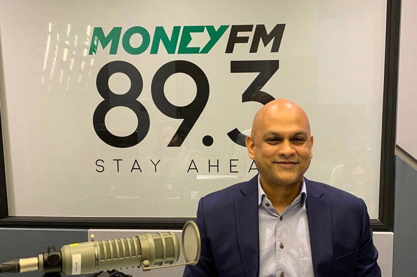 """For SMEs in Asia and Singapore, is the """"trusty thumb drive"""" still king? Mr Pratyush Khare, chief technology officer for Hitachi Vantara Apac, discusses the issue in this Money FM podcast."""