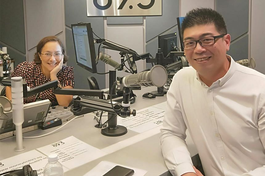 Tan Chong Motor's head of sales Ron Lim (right) stops by for Coffee with Claressa to talk cars, Nissan Motor's electric car and its plans to roll out a full electrified range in Singapore.