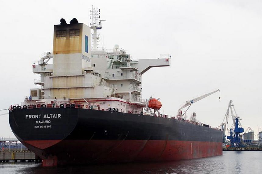 The incident followed last month's nearby sabotage attacks on vessels off the Fujairah emirate, one of the world's largest bunkering hubs.