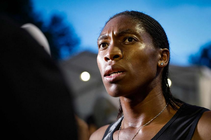 "Caster Semenya's lawyers said in a statement that she was seeking clarity over an apparent ""violation"" of a Swiss Federal Tribunal order."