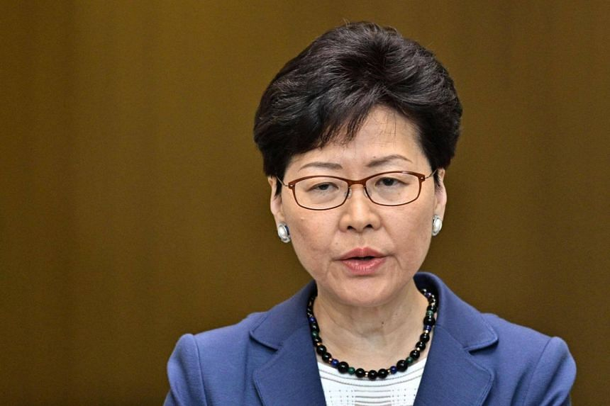 So far Hong Kong leader Carrie Lam has insisted on pushing ahead with the Bill, despite protests due to concerns it would further strengthen Beijing's grip over Hong Kong.