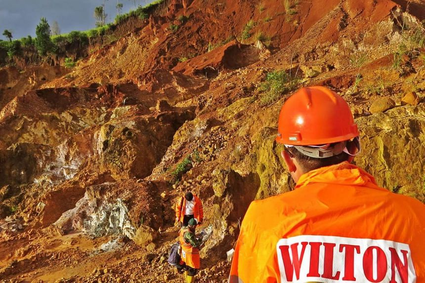 Wilton Resources Corporation said that there are six prospects for its exploration activities.