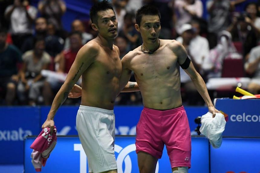 Lee Chong Wei and Lin Dan reigned over the badminton sport for more than a decade and have only relinquished that hold in recent years as their powers waned.