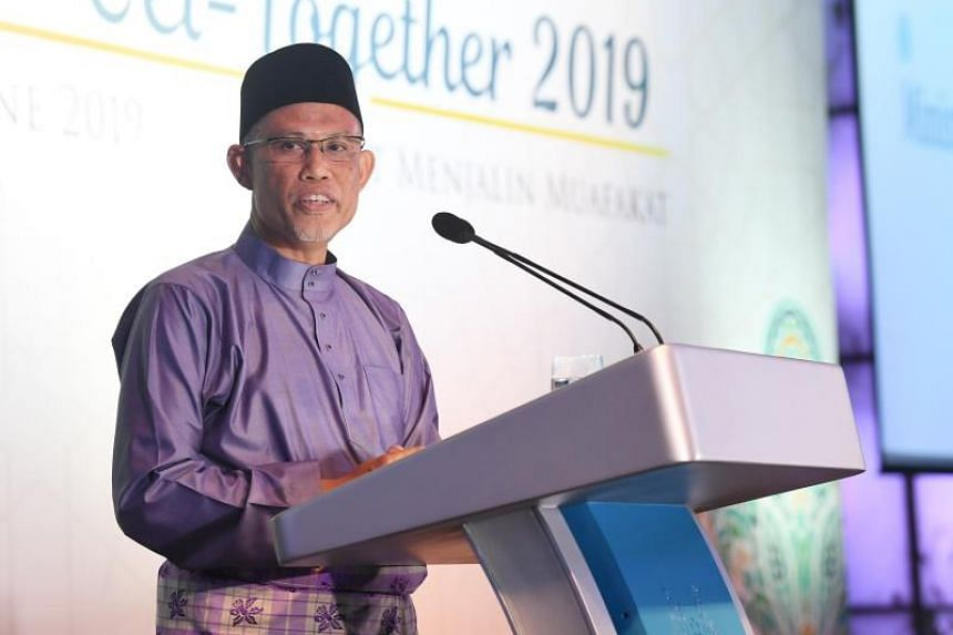 Mr Masagos Zulkifli, who is Minister for the Environment and Water Resources, said that unlike in other countries, Muslims in Singapore are not viewed with suspicion because of the acts of terrorists.