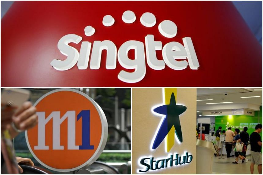 Three telcos - Singtel, M1 and StarHub - posted updates informing users that the difficulties in accessing the fibre network were due to a NetLink Trust fibre outage.