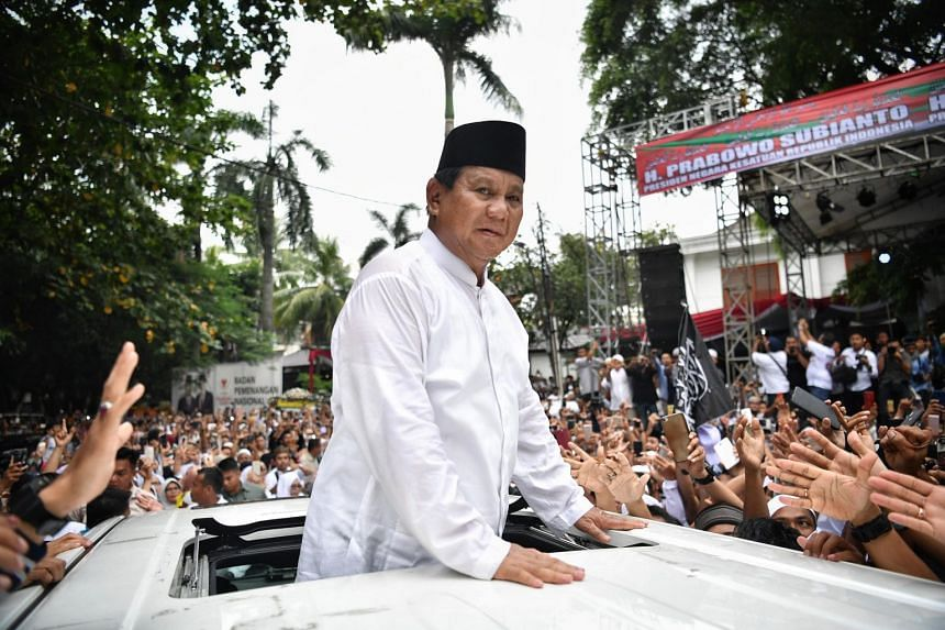 Defeated presidential candidate Prabowo Subianto is headed to court armed with charges of electoral fraud.