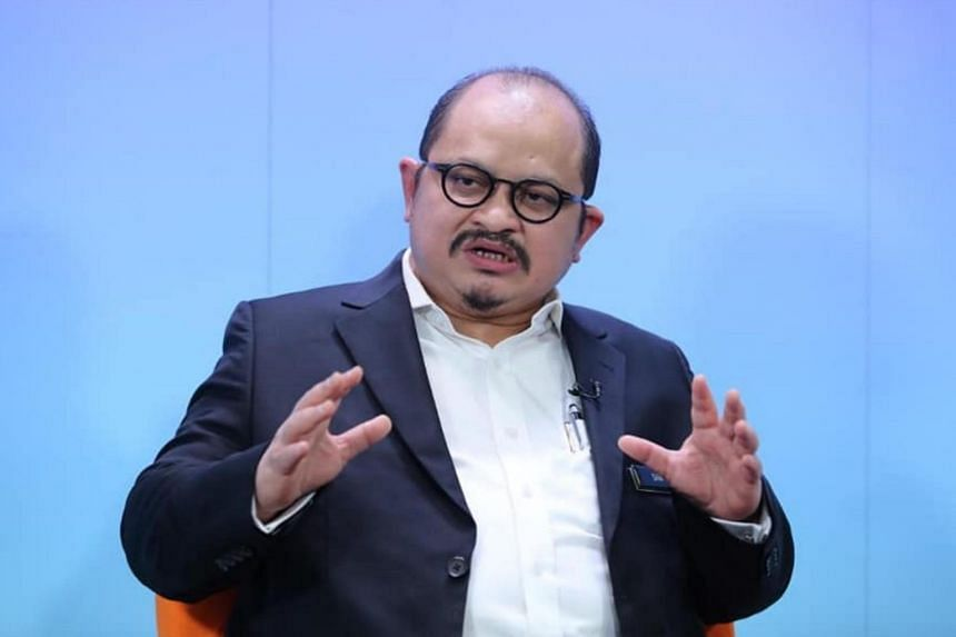 Mr Shamsul Iskandar (pictured) said he had not heard from his private secretary Haziq since Tuesday, when he contacted the latter over a work-related matter.