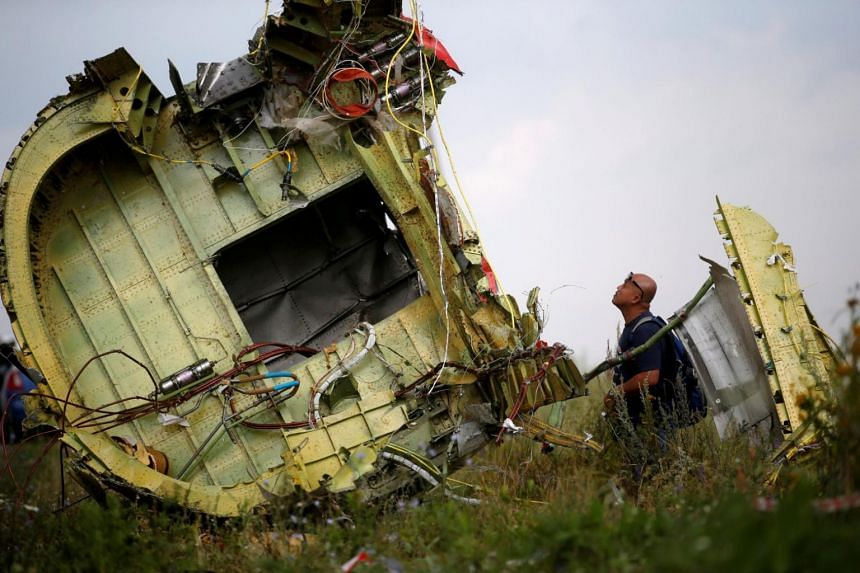 MH17 was shot out of the sky over territory held by pro-Russian separatist forces in eastern Ukraine as it flew from Amsterdam to the Malaysian capital Kuala Lumpur, killing all 298 people on board.