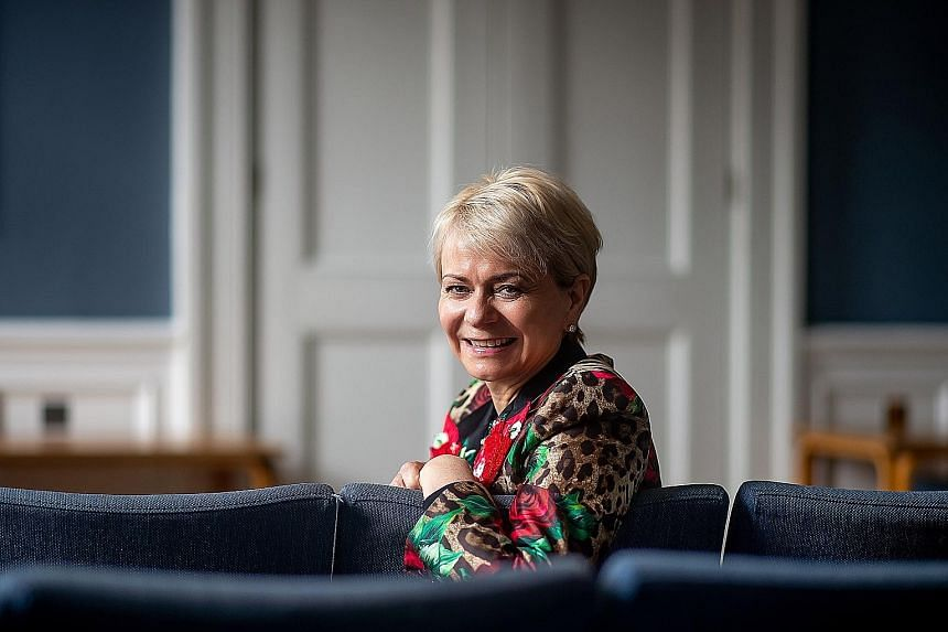 Huawei has been an important client for IBM's consulting services but the American tech giant will comply with all US government prohibitions, says IBM Asia-Pacific chief executive Harriet Green. Washington has banned US firms from doing business wit