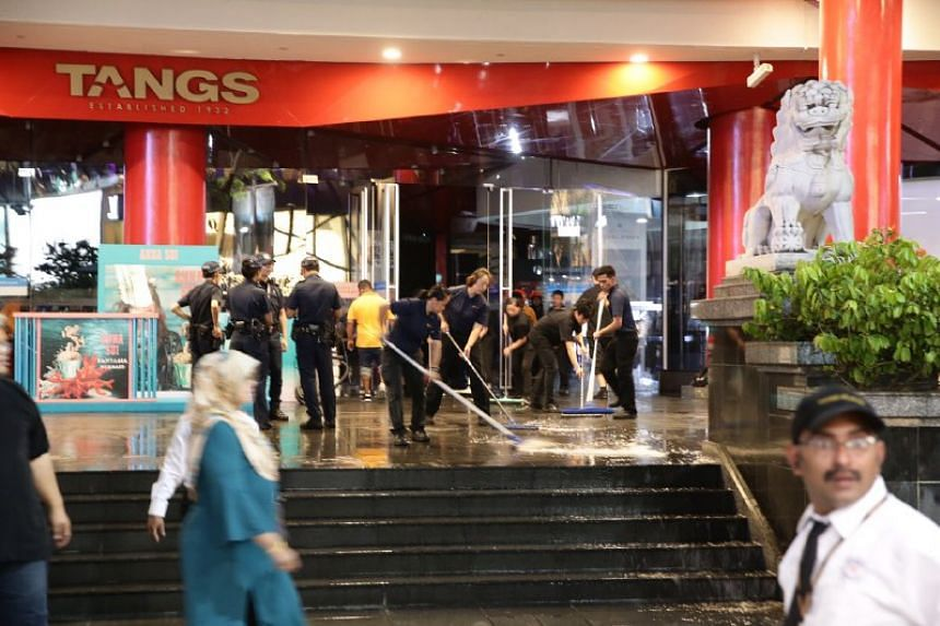 The Singapore Civil Defence Force said it was alerted to the fire at about 8.40pm on June 15, 2019, adding that the fire involved electrical wires.