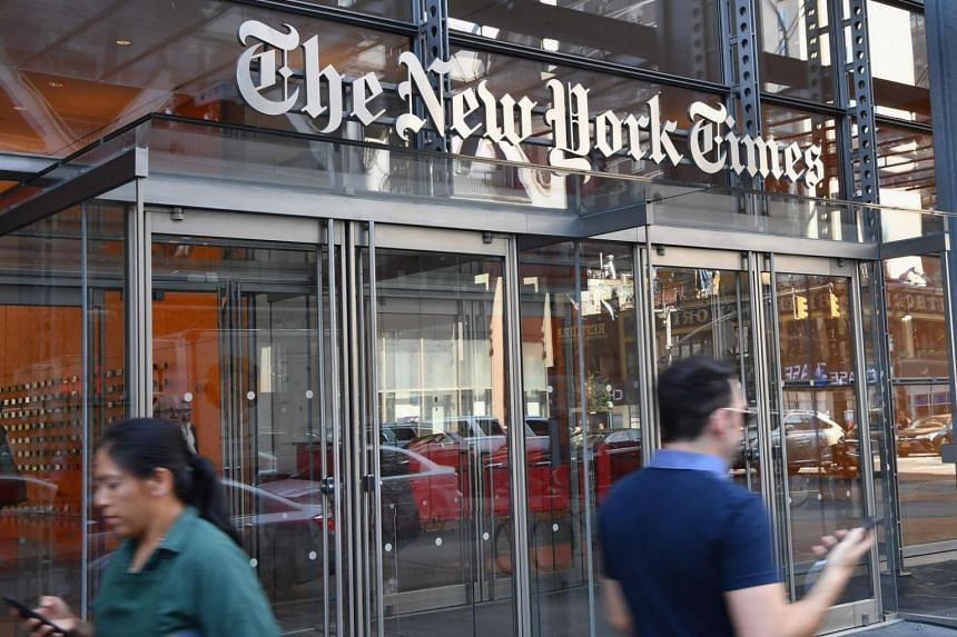 The New York Times report came after an investigation by US special counsel Robert Mueller of alleged hacking by Russia's GRU intelligence agency and social media manipulation by Russia's Internet Research Agency to benefit Mr Trump's election campai