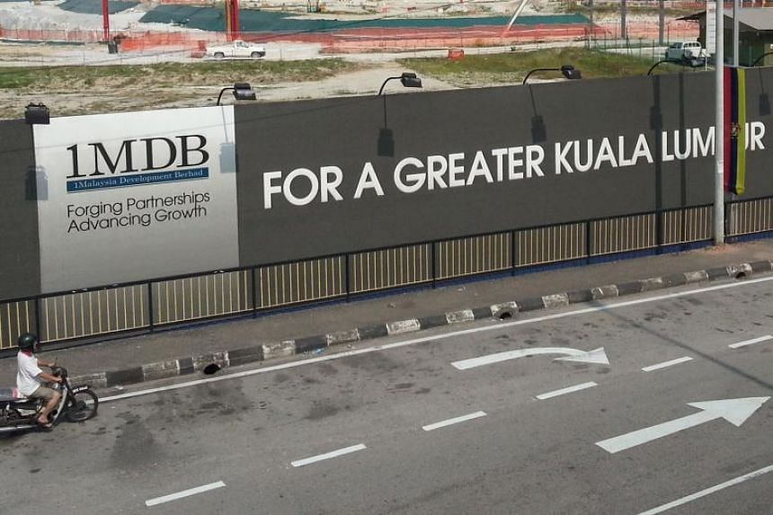 The two men are linked to the 1MDB scandal, but the convictions were reportedly not related to the 1MDB case.