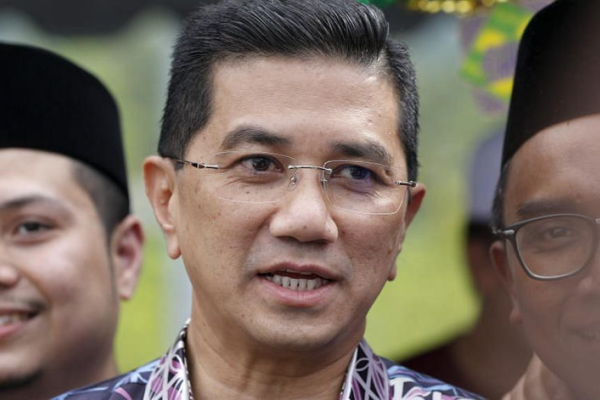 Malaysian Economic Affairs Minister Azmin Ali said Parti Keadilan Rakyat needed to find out who had access to all the phone numbers that the gay sex video was leaked to.