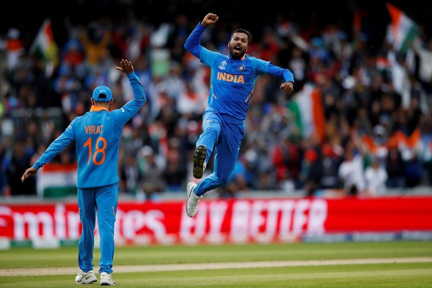 Cricket India Beat Pakistan To Maintain Perfect World Cup