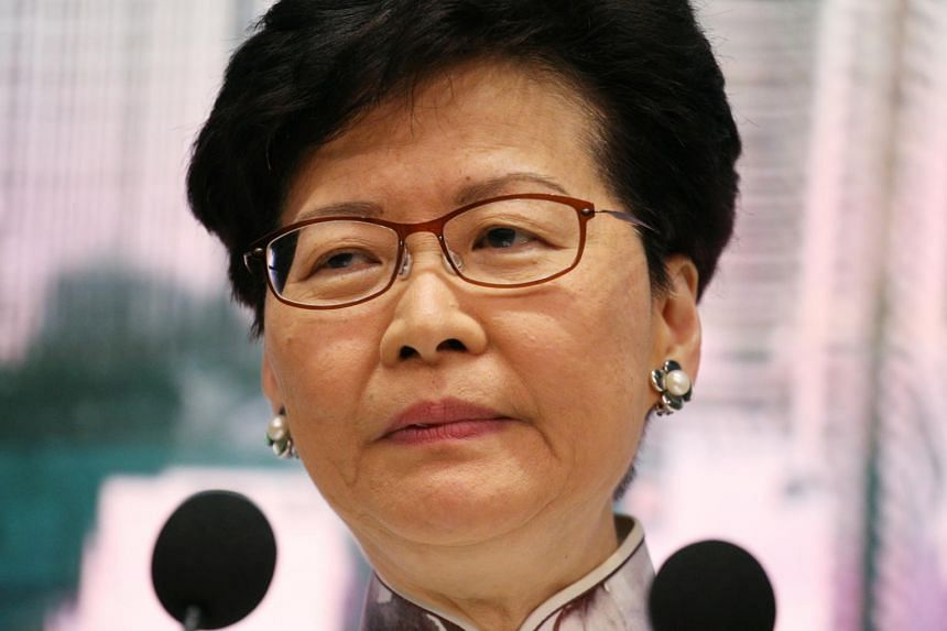 Embattled Hong Kong leader Carrie Lam has failed to heal divisions in the former British colony two years after taking over from her unpopular former boss Leung Chun Ying.