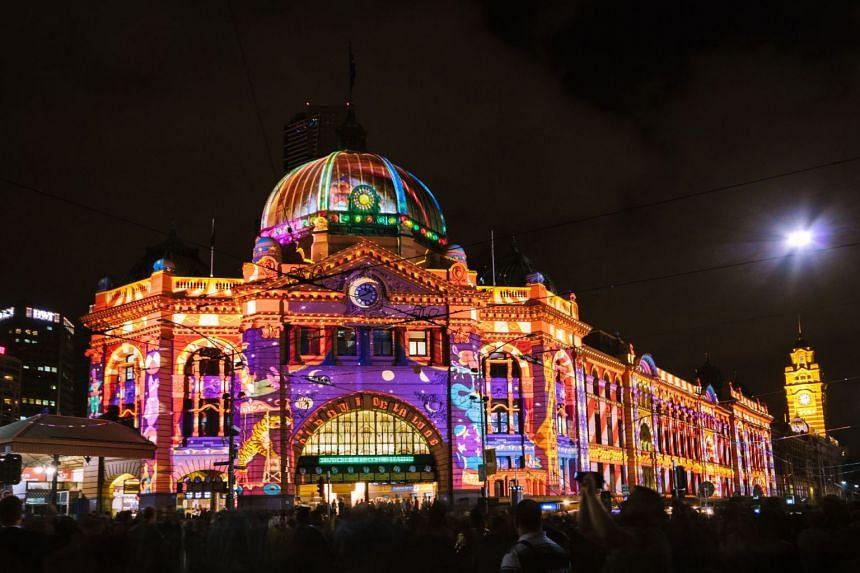Winter Festival, Melbourne, Australia