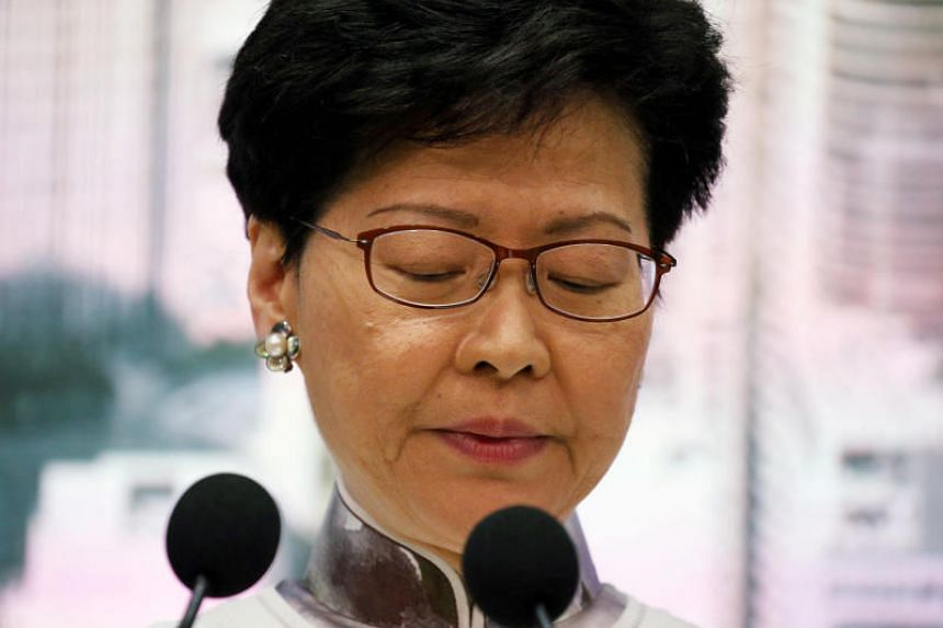 Hong Kong Chief Executive Carrie Lam was voted in by an electoral college of Beijing-approved delegates, after Beijing rejected demands for universal suffrage in the city.