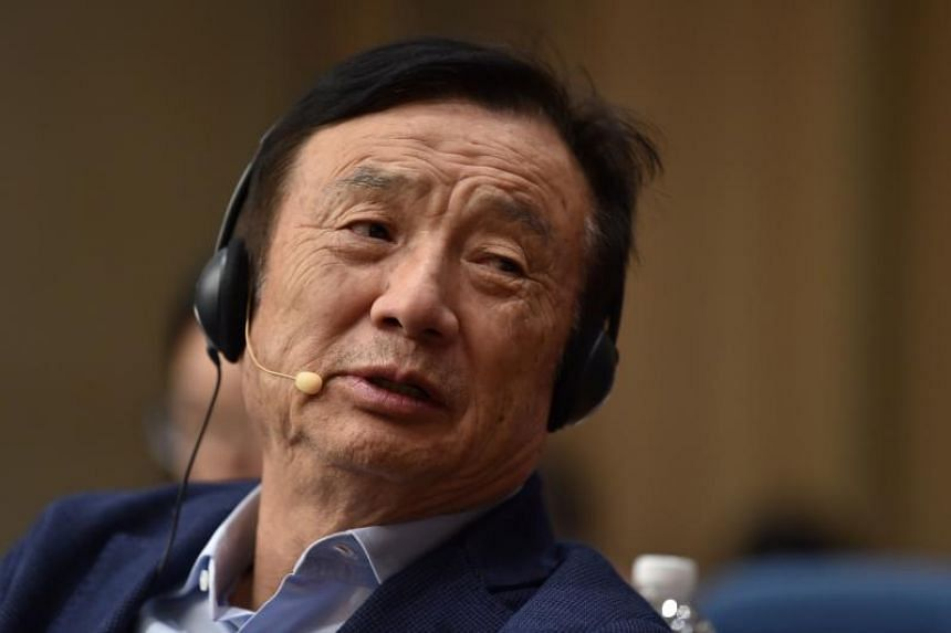 Huawei founder Ren Zhengfei said he expects a revival in the business in 2021.