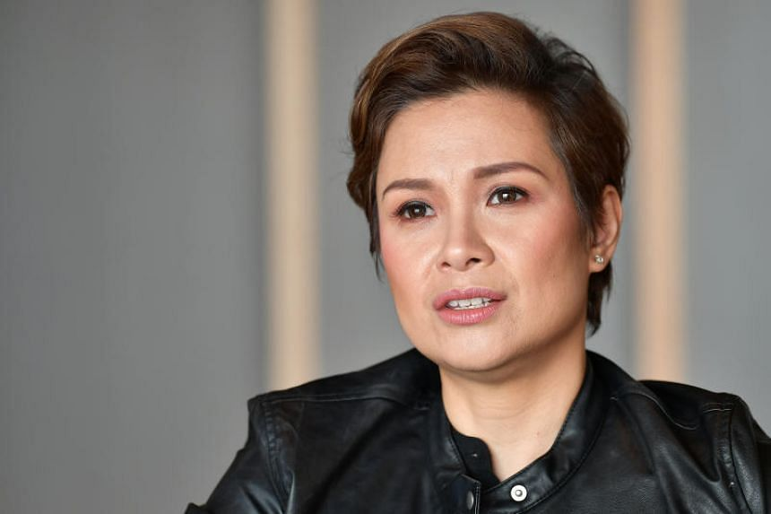 Filipina singer Lea Salonga is looking forward to being part of Sweeney Todd's debut in Singapore.