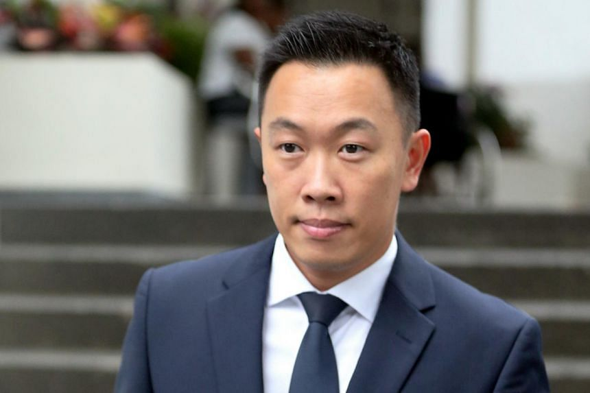 The roles and responsibilities of high-ranking Singapore Civil Defence Force officers were set out during a testimony in court by Colonel Anthony Toh (above), commander of the 4th SCDF Division, on June 18, 2019.