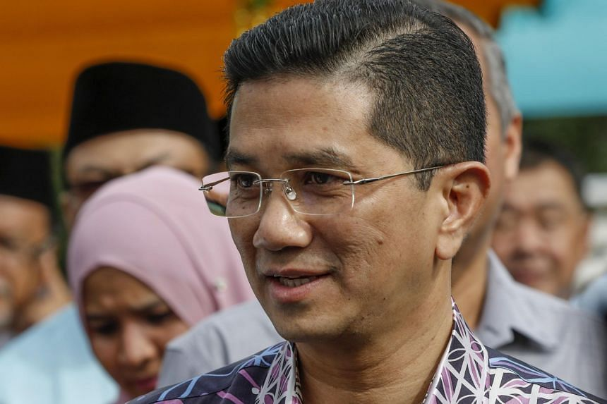 Malaysian Economic Affairs Minister Azmin Ali is accused of having been in a gay sex video with a fellow PKR member.