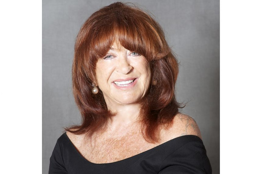 Lynda La Plante (above) has two new books – Widows' Revenge, released earlier this year, and The Dirty Dozen, which will be published in August.